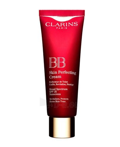 Clarins BB Skin Perfecting Cream SPF25 Cosmetic 45ml 01 Light Paveikslėlis 1 iš 1 250840402174