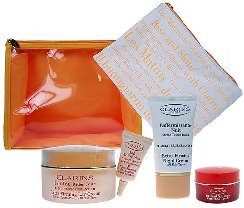 Kremas veidui Clarins Extra Firming Day Cream Cosmetic 50ml (Rinkinys) Paveikslėlis 1 iš 1 250840400208
