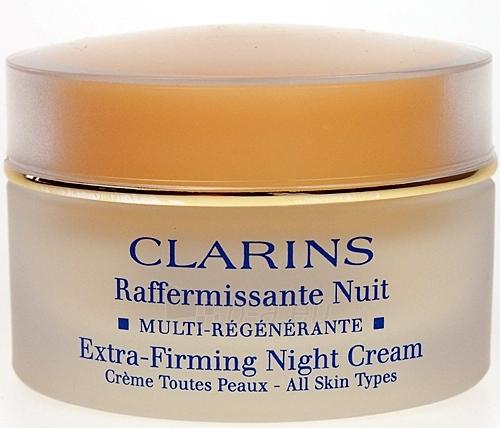 Clarins Extra Firming Night Cream Cosmetic 50ml All skin types Paveikslėlis 1 iš 1 250840400216