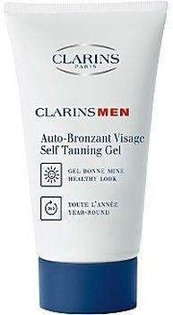 Kremas veidui Clarins Men Auto Bronzant Visage Cosmetic 50ml Paveikslėlis 1 iš 1 250840400227
