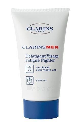 Kremas veidui Clarins Men Fatigue Fighter Energizing Gel Cosmetic 50ml Paveikslėlis 1 iš 1 250840400229