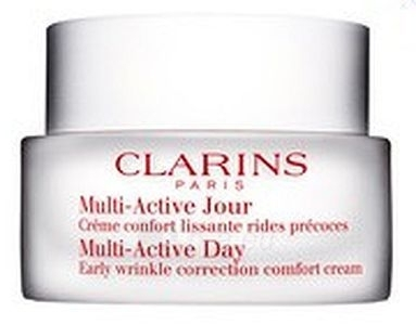 Clarins Multi Active Day Comfort Cream Cosmetic 50ml (without box) Paveikslėlis 1 iš 1 250840400230