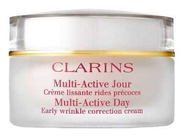 Clarins Multi Active Day Cream Dry Skin Cosmetic 50ml Paveikslėlis 1 iš 1 250840400232