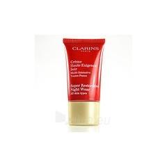 Kremas veidui Clarins Super Restorative Night Wear Cosmetic 15ml (without box) Paveikslėlis 1 iš 1 250840401450