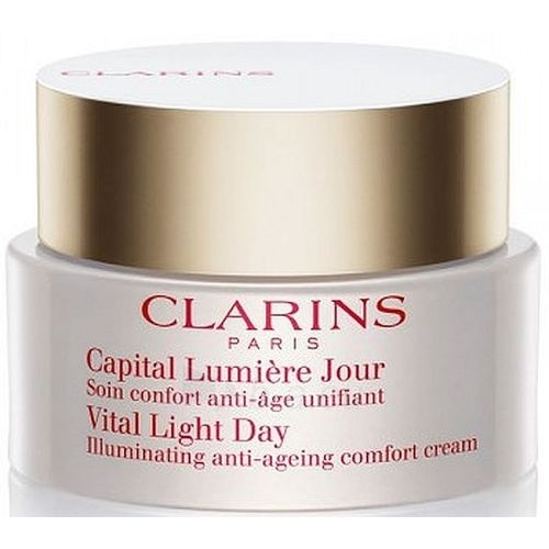 Clarins Vital Light Day Comfort Cream Cosmetic 50ml (without box) Paveikslėlis 1 iš 1 250840401451