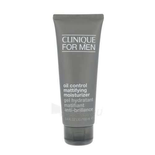 Kremas veidui Clinique For Men Oil Control Mattifying Moisturizer Cosmetic 100ml Paveikslėlis 1 iš 1 250840401753