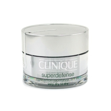 Clinique Superdefense Triple Action Moisturizer Cosmetic 50ml Paveikslėlis 2 iš 2 250840401300