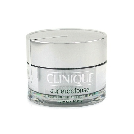 Clinique Superdefense Triple Action Moisturizer Cosmetic 50ml Paveikslėlis 1 iš 2 250840401300