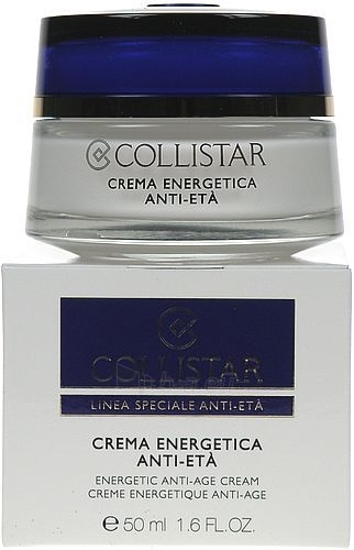 Collistar Energetic Anti Age Cream Cosmetic 50ml Paveikslėlis 1 iš 1 250840400247