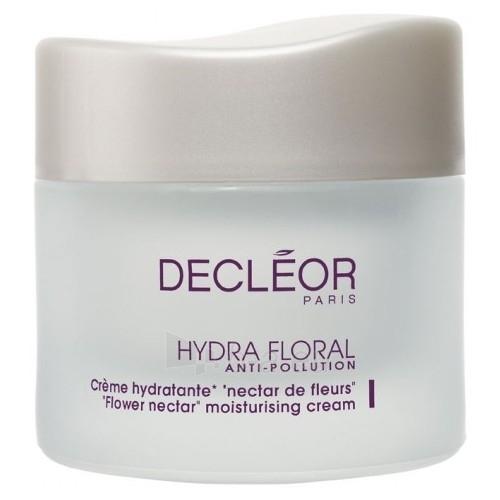 Kremas veidui Decleor Hydra Floral Moisturizing Cream Cosmetic 50ml Paveikslėlis 1 iš 1 250840400893