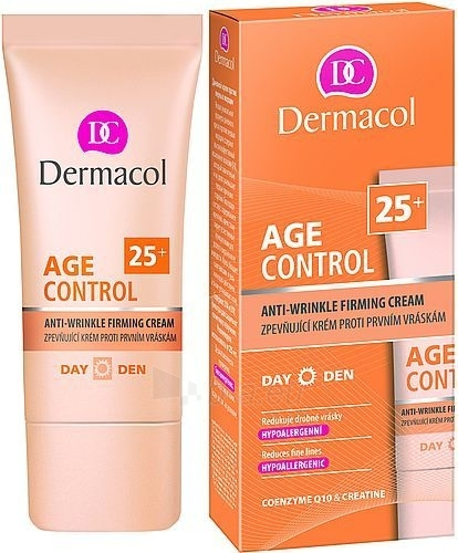 Dermacol Age Control 25+ Day Cosmetic 50ml Paveikslėlis 1 iš 1 250840400791