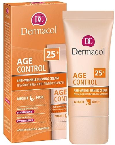 Dermacol Age Control 25+ Night Cosmetic 50ml Paveikslėlis 1 iš 1 250840400793