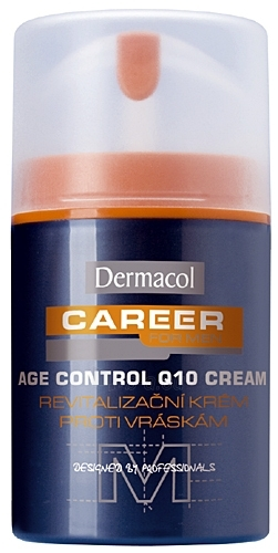 Dermacol Career-Age Control Q 10 Cream Cosmetic 50ml Paveikslėlis 1 iš 1 250840400353