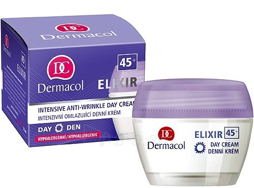 Kremas veidui Dermacol Elixir 45+ Day Cream Cosmetic 50ml Paveikslėlis 1 iš 1 250840400804