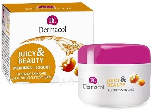 Dermacol Juicy Beauty Apricot Jogurt Cosmetic 50ml Paveikslėlis 1 iš 1 250840400036