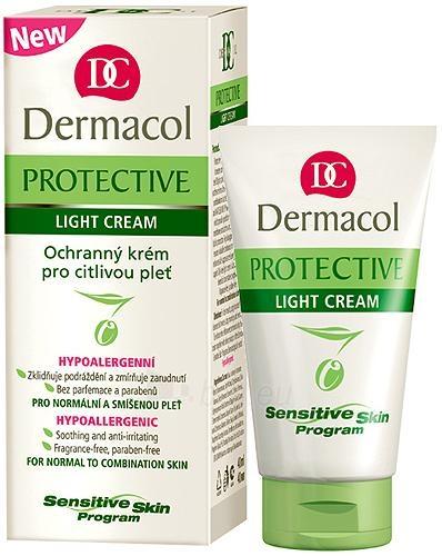 Dermacol Protective Light Cream Cosmetic 40ml Paveikslėlis 1 iš 1 250840400807