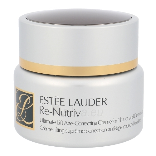 Esteé Lauder Re Nutriv Ultimate Lift Creme Throat Decollete Cosmetic 50ml Paveikslėlis 1 iš 1 250840402179