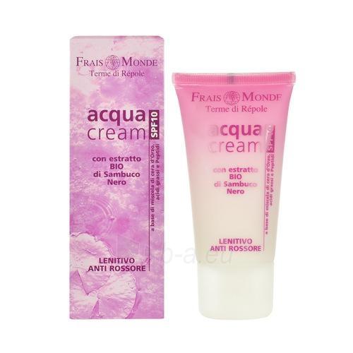Frais Monde Acqua Face Cream Antiredness SPF10 Cosmetic 50ml Paveikslėlis 1 iš 1 250840402094