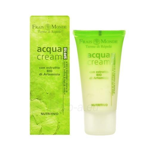 Kremas veidui Frais Monde Acqua Face Cream Nourishing SPF10 Cosmetic 50ml Paveikslėlis 1 iš 1 250840402096