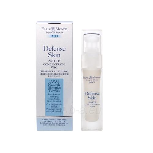 Frais Monde Bio Defense Skin Night Concentrate Cosmetic 30ml Paveikslėlis 1 iš 1 250840402065