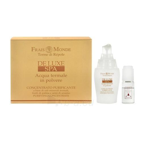 Kremas veidui Frais Monde Deluxe Spa Purifying Concentrate Cosmetic 50ml (Rinkinys) Paveikslėlis 1 iš 1 250840402068