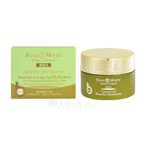 Frais Monde Hydro Bio-Reserve Remedy Cream Gel Hydration Cosmetic 50ml Paveikslėlis 1 iš 1 250840402075