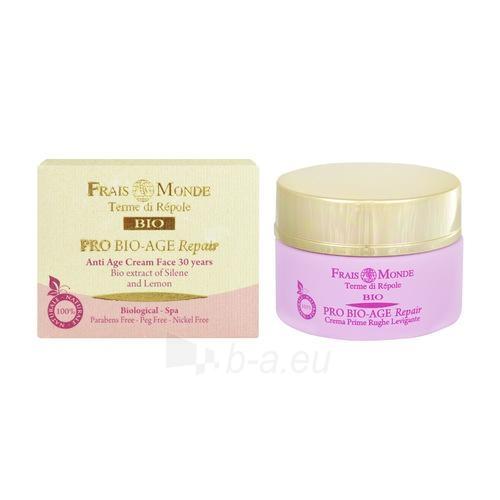 Kremas veidui Frais Monde Pro Bio-Age Repair Anti Age Face Cream 30 Years Cosmetic 50ml Paveikslėlis 1 iš 1 250840402079