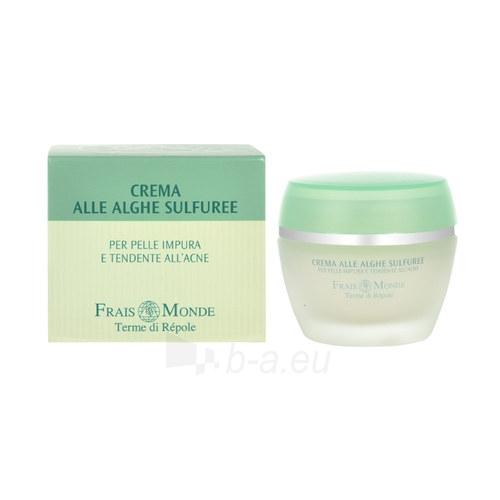 Frais Monde Sulphorous Algae Cream Cosmetic 50ml Paveikslėlis 1 iš 1 250840402083