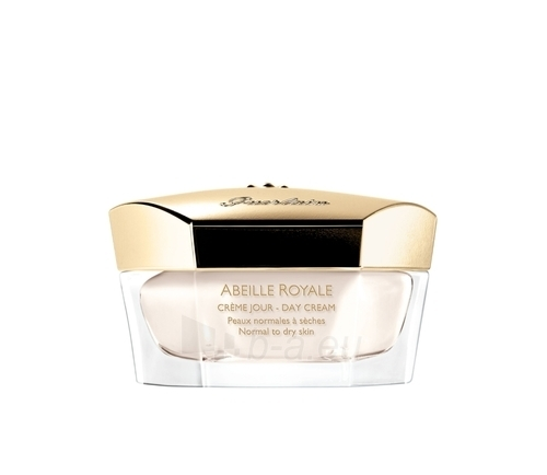 Guerlain Abeille Royale Day Cream Normal Dry Skin Cosmetic 50ml (without box) Paveikslėlis 1 iš 1 250840401434