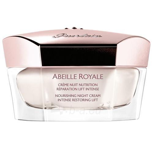 Guerlain Abeille Royale Nourishing Night Cream Cosmetic 50ml Paveikslėlis 1 iš 1 250840402228
