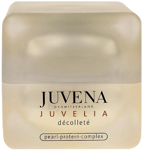 Kremas veidui Juvena Juvelia Neck Decolete Cream Plus Cosmetic 50ml (Damaged box) Paveikslėlis 1 iš 1 250840400759