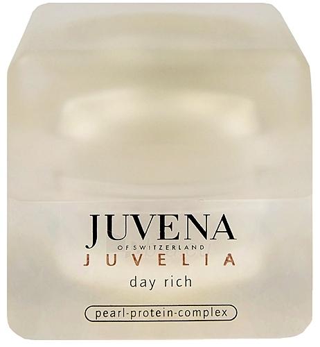 Kremas veidui Juvena Juvelia Rich Day Cream Plus Cosmetic 50ml Paveikslėlis 1 iš 1 250840400263