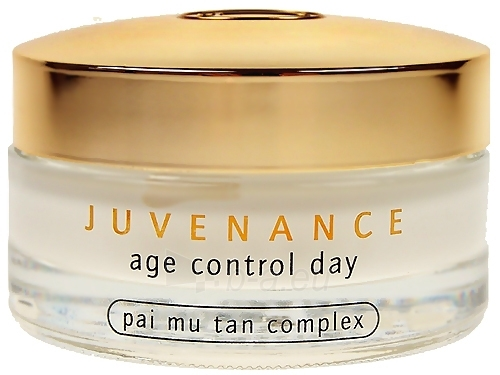 Kremas veidui Juvena Juvenance Age Control Day Treatment Cosmetic 50ml (Damaged box) Paveikslėlis 1 iš 1 250840400762