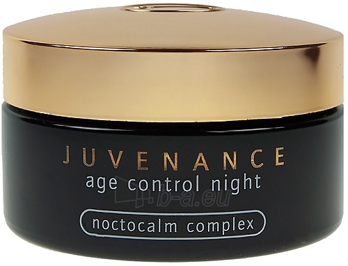 Kremas veidui Juvena Juvenance Age Control Night Treatment Cosmetic 50ml (Damaged box) Paveikslėlis 1 iš 1 250840400763