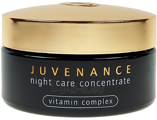 Juvena Juvenance Night Care Concentrate Cosmetic 50ml (Damaged box) Paveikslėlis 1 iš 1 250840400768