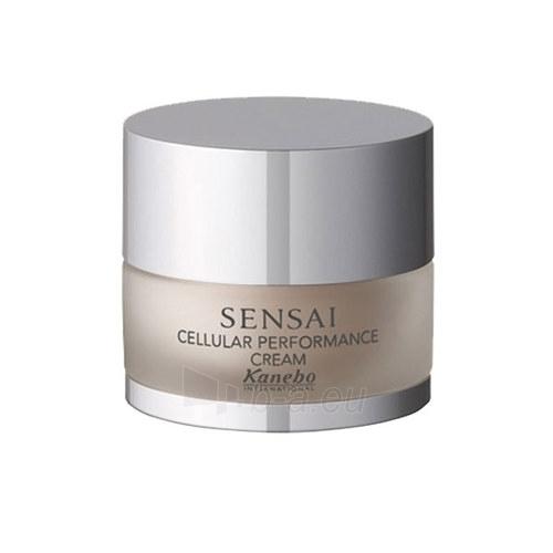 Kanebo Sensai Cellular Perfomance Cream Cosmetic 40ml (damaged packaging) Paveikslėlis 1 iš 1 250840401414
