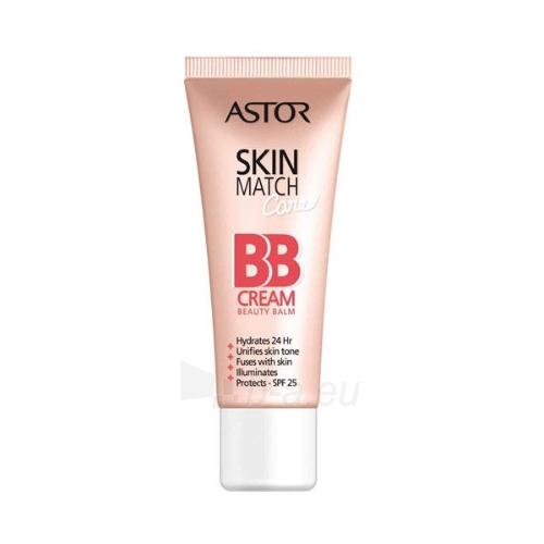Kremas-pudra Astor Skin Match Care BB Cream Cosmetic 50ml Nude Paveikslėlis 1 iš 1 250840401683