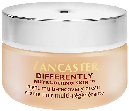 Lancaster Differently Nutri-Dermo Skin Night Multi-Recov Cr Cosmetic 50ml Paveikslėlis 1 iš 1 250840400499