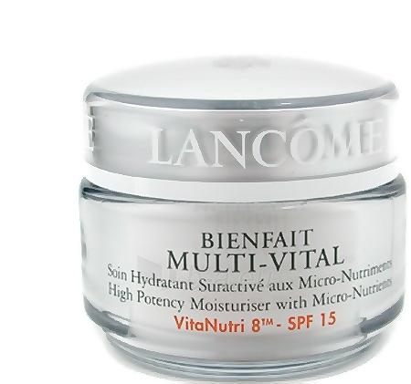Kremas veidui Lancome Bienfait Multi-Vital Cosmetic 50ml Paveikslėlis 1 iš 1 250840400520