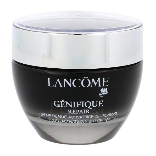 Kremas veidui Lancome Genifique Repair Youth Activating Night Cream Cosmetic 50ml (without box) Paveikslėlis 1 iš 1 250840400530