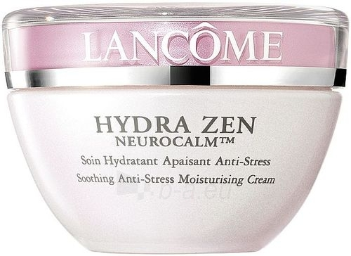 Lancome Hydra Zen Neurocalm Soothing Cream Dry Skin Cosmetic 50ml (Damaged box) Paveikslėlis 1 iš 1 250840400776
