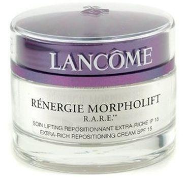 Lancome Renergie Morpholift R.A.R.E. Creme Extra Rich Cosmetic 50ml Paveikslėlis 1 iš 1 250840400570