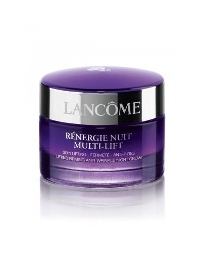 Kremas veidui Lancome Renergie Multi Lift Night Cream Cosmetic 50ml (without box) Paveikslėlis 1 iš 1 250840401437