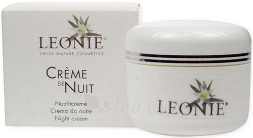 Leonie Anti Aging Night Cream Cosmetic 50ml Paveikslėlis 1 iš 1 250840400577