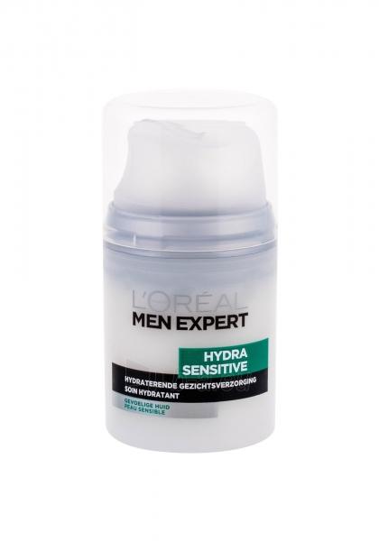 Kremas veidui L´Oreal Paris Men Expert Hydra Sensitive Moisturising Cream Cosmetic 75ml Paveikslėlis 1 iš 1 250840401881