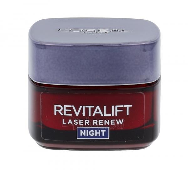 L´Oreal Paris Revitalift Laser Renew Night Cream Cosmetic 50ml Paveikslėlis 1 iš 1 250840401901