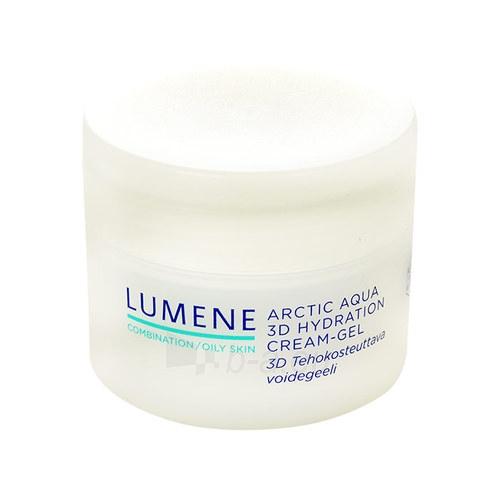Kremas face Lumene Arctic Aqua 3D Hydration Cream-Gel Cosmetic 50ml Paveikslėlis 1 iš 1 310820003482