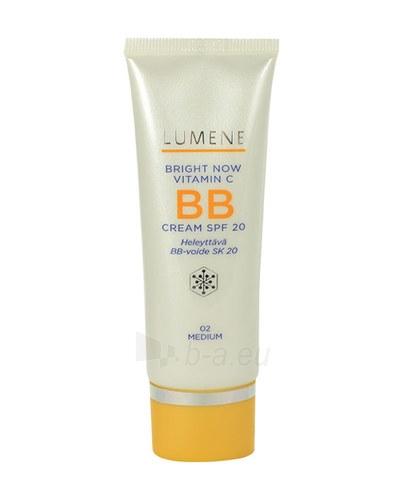 Kremas face Lumene Bright Now Vitamin C BB Cream SPF20 Cosmetic 50ml Paveikslėlis 1 iš 1 310820003417
