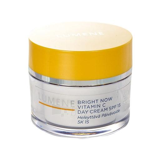 Kremas veidui Lumene Bright Now Vitamin C Day Cream SPF15 Cosmetic 50ml Paveikslėlis 1 iš 1 250840402359