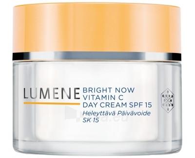 Lumene Bright Now Vitamin C SPF 15 Day Cream 50 ml Paveikslėlis 1 iš 1 250840401909